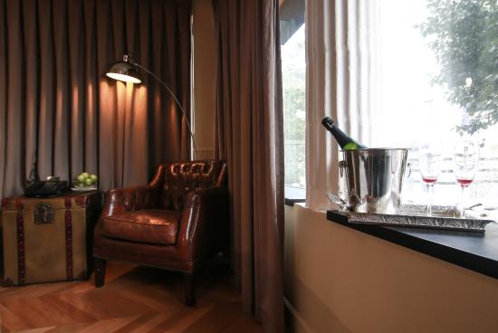 AL Boutique Hotel Tel-Aviv: Luxury Room