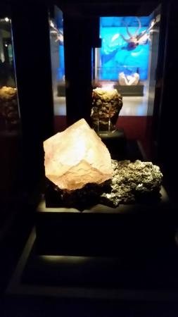 Houston Museum Of Natural Science Gems And Minerals