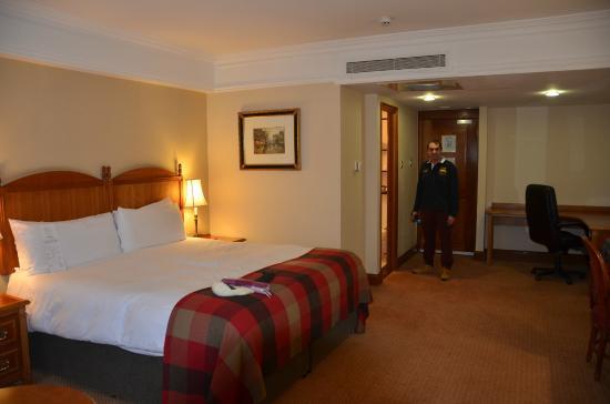 O'Callaghan Davenport Hotel: Habitación