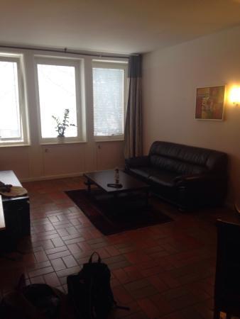 Hotell Arstaberg : Living room.