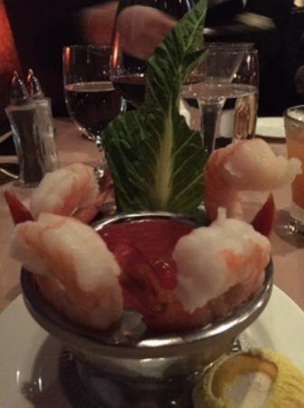 Top of Binion's Steakhouse: Yummy