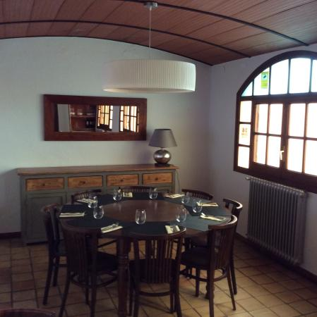 Can Salvador Hotel: Restaurante