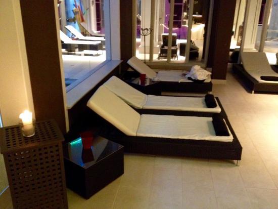 Parkhotel Residence: Wellnessbereich