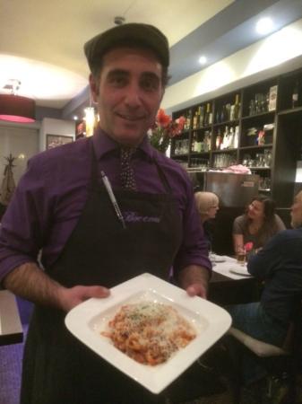 Ristorante Caffe Bocconi: Chef Fabio - Begeisterung & Kompetenz pur