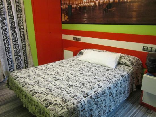 JC Rooms Santa Ana : Castilla y Leon