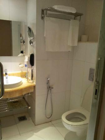 BEST WESTERN PLUS Riyadh Hotel: bathroom