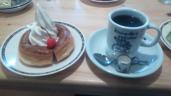 Komeda Coffee Kokubunji