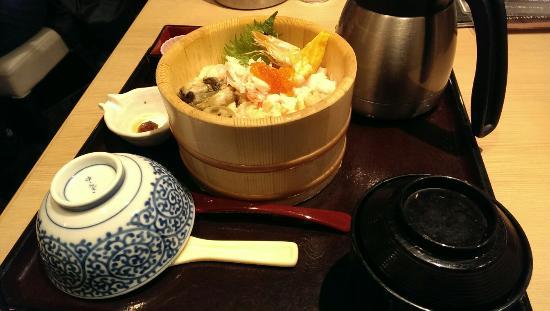 Ohitsu Gohan Shirokujichu Kyoto Yodobashi