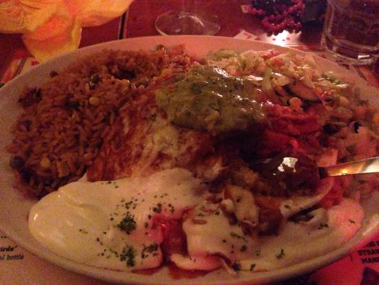 Pedro's Tex-Mex Cantina: Gross