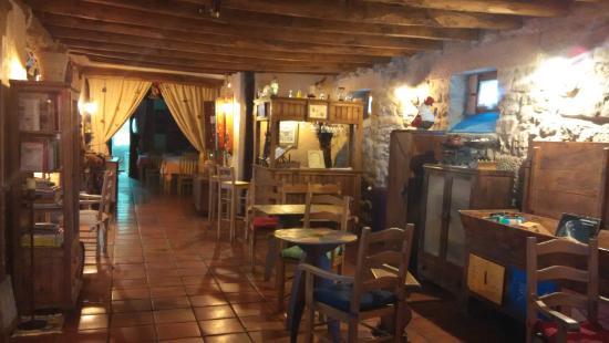 Planta baja zonas comunes y comedor picture of el - Rincon de babia ...