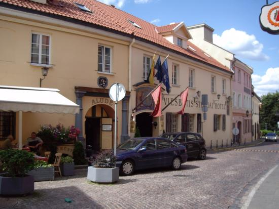 Stikliai Restaurant & Hotel