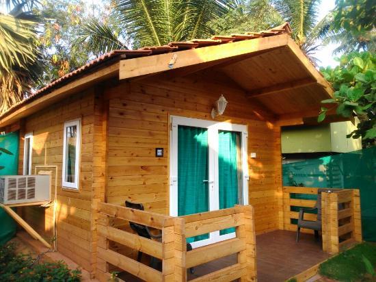Estrela Do Mar Beach Resort Swiss Cottage
