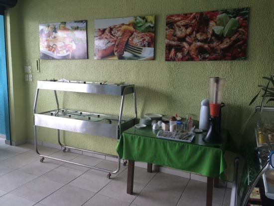 Pousada & Restaurante Manah