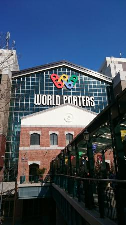 Yokohama World Porters: 外観