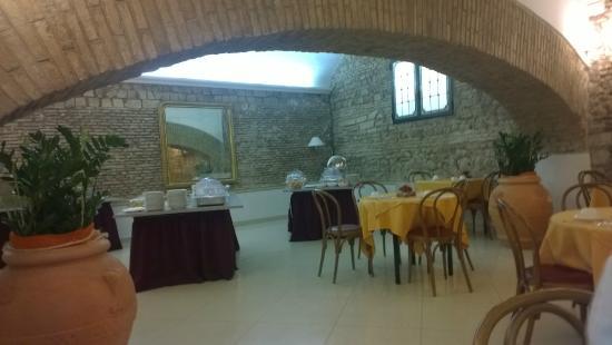Exe Hotel Della Torre Argentina: Frühstückssaal