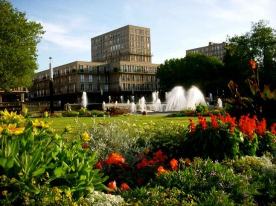 The top 10 things to do near adagio access le havre for Jardin japonais le havre