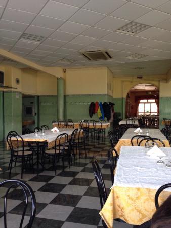 Ristorante dell'Hotel Castel Miralago