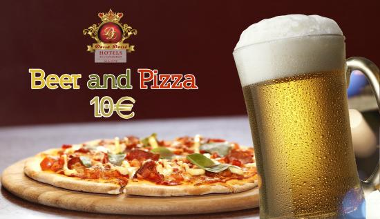 Dosso Dossi Hotel Old City : Beer Night