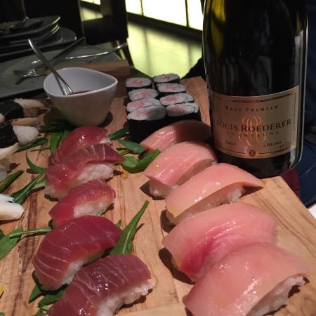 Bitonto, Italy: Ottimo sushi !!!!