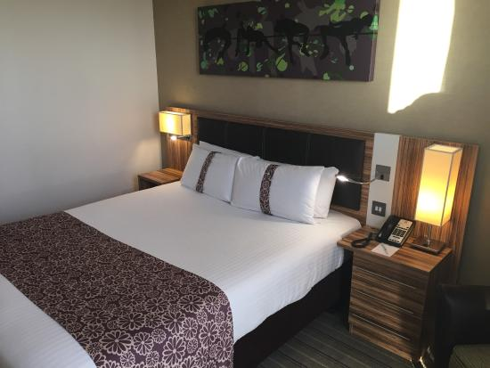 Chambre picture of holiday inn london stratford city for Chambre london