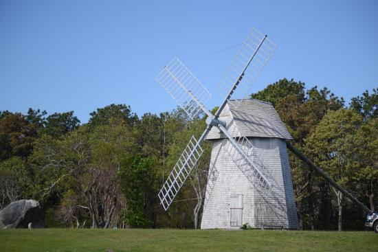 Harris-Black House and Higgins Farm Windmill