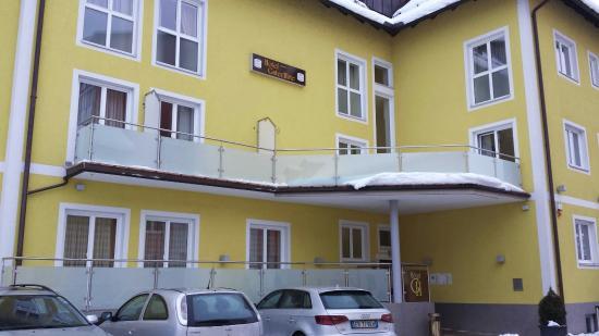 Hotel Guter Hirte: Ingresso