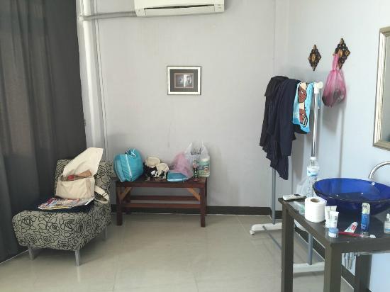 Link Corner Hostel Bangkok: 房間