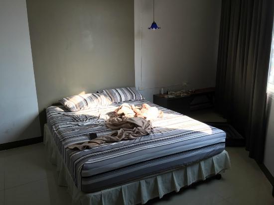 Link Corner Hostel Bangkok: 床