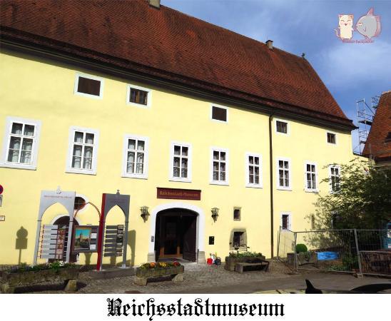 Reichsstadtmuseum: Imperial City Museum