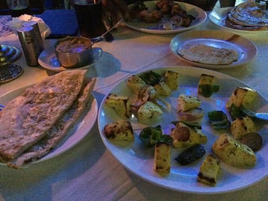 Maya Hotel & Restaurant : My food