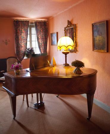Hotel Arts & Terroirs : Salon Arts et Terroirs