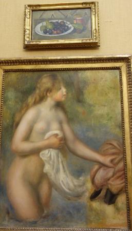 The Barnes Foundation: Nude by Renoir