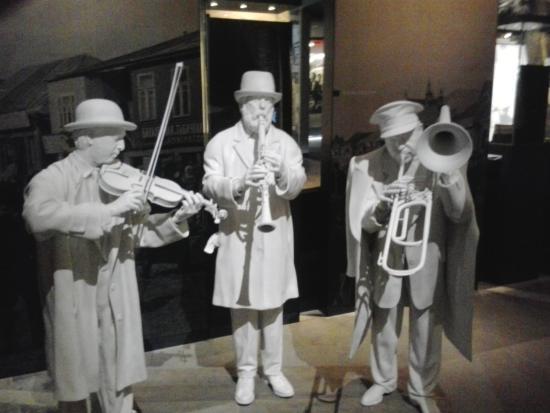 Jewish Museum and Tolerance Center: Еврейский оркестрик