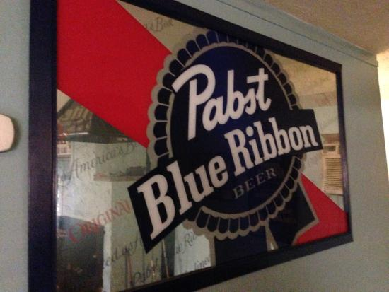Pocono Summit, PA: Pabst heaven