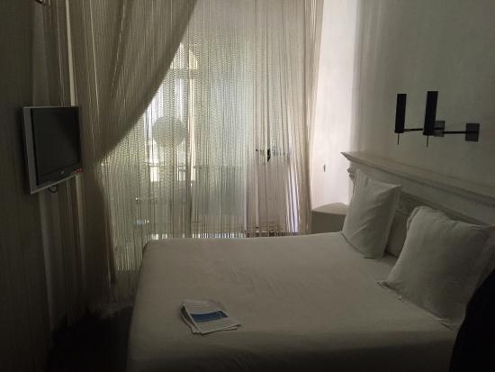 chic&basic Born Hotel : Cama