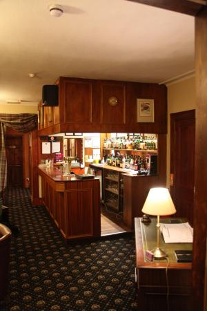 Blackaddie Country House Hotel: Lounge bar