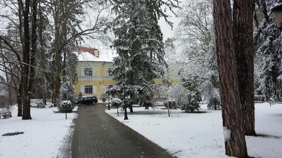 Chateau Visz: Winter