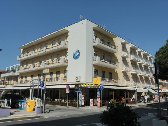 Hotel Palos Italien Viserbella