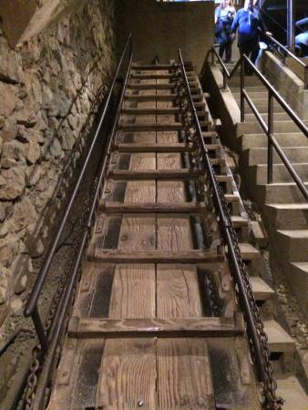 Empire Mine State Historic Park: Main shaft to mine