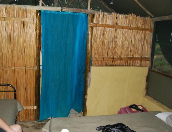 Amangwane - Kosi Bay: Chalet decor