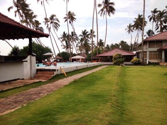 Saffron Beach Hotel Wadduwa: Play Area