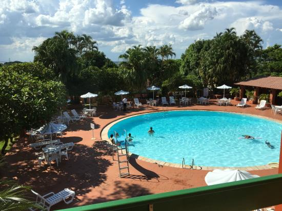 Hotel Deville Express Guaira: Vista do quarto