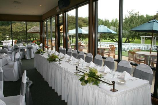 Stonebridge Golf Club Beautiful Floor To Ceiling Windows In Banquet Room