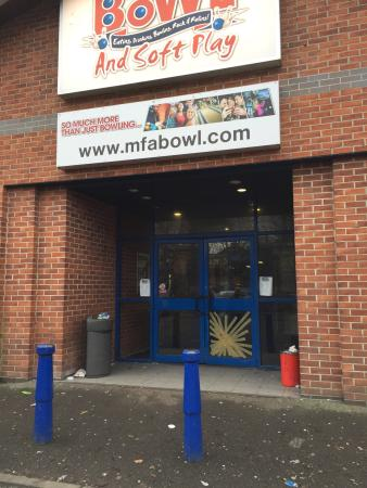 MFA Bowl & Soft Play Newbury