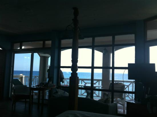 Home Sweet Home Resort: view standing in centre of room