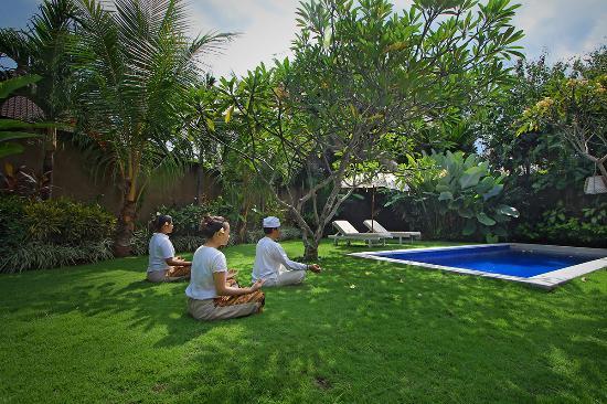 Spiritual in Bali