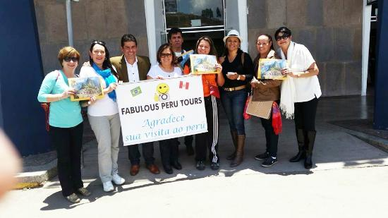 ‪Fabulous Peru Tours‬