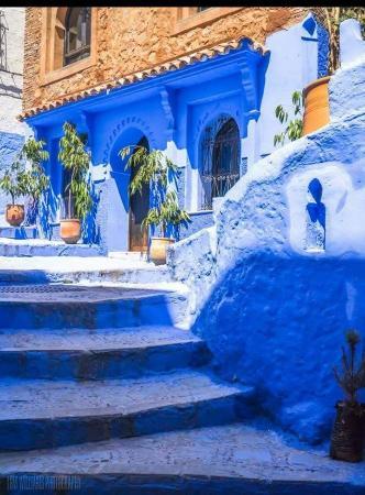 Morocco Trips 4 You : blue city