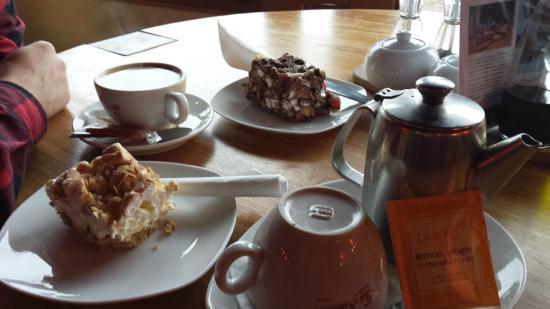 Active Cafaidh : Cake & Coffee