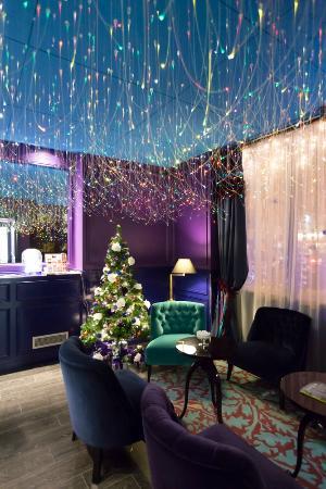 Espace d 39 accueil foto di hotel original paris parigi for Paris hotel original
